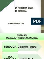 Program Pelayanan Keswa Dschard Planning