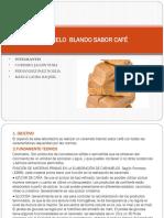 Caramelo Blando Sabor Café