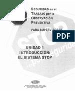 STOP 1 Introducción El Sistema Stop
