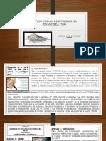 Ley de Unidad de Inteligencia Financiera 27693 Ppt (1)