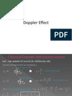 Efek Doppler