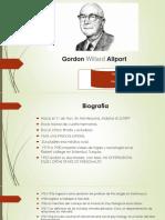 Gordon Allport 5ta