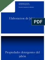 Elaboracion de Jabon y Glicerina