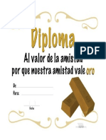 diplomas de Estudiantes