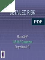 07 Presentation-Detailed Risk-M Guthrie