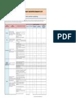 Matriz de Jerarquización Con Medidas de Prevención y Control Frente a Un Peligroriesgo.