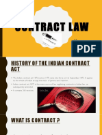 Busniess Law (Contract)