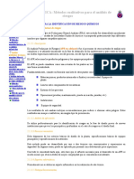 2.1.3 Análisis Preliminar de Riesgos