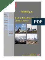 OnM Best Practices MPPGCL