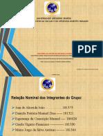 Grupo Nº 11, Politicas de Remuneracao Dr. Pedrogomes