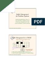 Database design and Implementation 04.Buffer