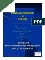 Antiemeticos y Antidiarreicos - JC Viera