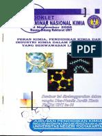 Penentuan Reaksi Protonasi Dan Deprotonasi