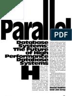 Database design and Implementation p85-dewitt