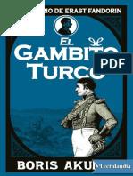 El gambito turco - Boris Akunin.pdf