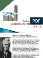 El Condicionamiento Operante Skinner-marco Teorico