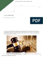 Definición de Ciencias Fiscales , Qué Es, Su Significado y Concepto