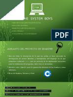 The System Boys