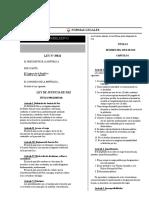 LEY N° 29824 - Norma Legal Diario Oficial El Peruano