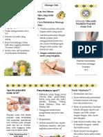 Leaflet Massage Jahe Fix