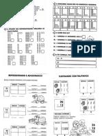 Atividades Matemáticas-MATERIAL DOURADO