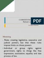Constitutionalism - Copy