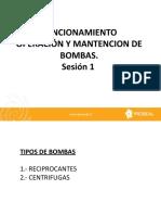Curso de Bombas Sesion 1