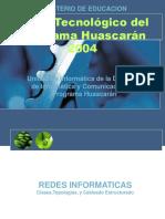 Redes Informaticas [Programa Huascaran] Parte I