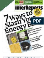 Consumer Reports Magazine October 2010