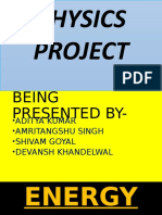 Physics Project2.Ppt