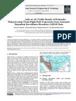 Mustaffa et al. - 2018 - Preliminary study on air traffic density of Peninsular Malaysia using visual flight path trajectories from Auto.pdf