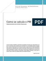 Como se calcula do PIB