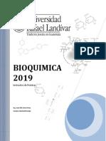 Laboratorio de Prácticas Bioquímica 2019