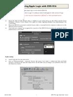 ZED-R16 Setup Notes - Logic - Issue 2
