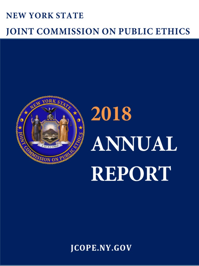2018 Annual Report Compiled Final41019   Lobbying In The United