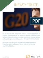 G20-Finance Minister Gathering