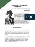 Oswald de Andrade e Seu Banquete Antropofágico