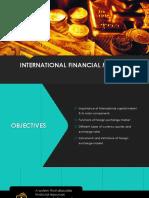Chapter 9 International Financial Markets