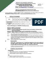 ESIC Recruitment of STENOGRAPHER and UPPER DIVISION CLERK for Delhi Directorate Medical
