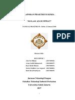 Laporan Praktikum Kimia - Isolasi Asam Sitrat Kelompok 1.docx