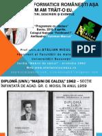 S. Niculescu, PPT -Bacau 2019