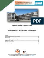 Dynamics and Vibrations Lab Proposal Spanish