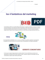 Los 4 Fantasticos Del Marketing de Eduardo Martinez - Infogram