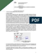 PRACTICA N° 1 Transición Térmica por Calorimetría Diferencial del PET