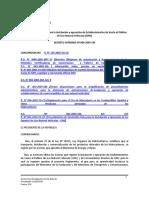 Decreto Supremo Nº 006-2005-EM