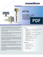 HT7S_Humidity Cum Temperature Transmitter