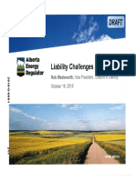 Wadsworth AER Presentation Liability Challenges in Alberta