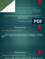 Bloco de Financiamento FNS