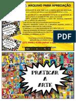 Arquivo de Apreciação - Apostila Praticar a Arte - Volume 1