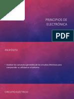 Principios de Electrónica